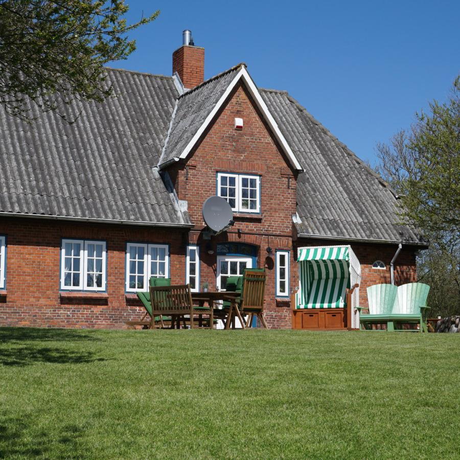Ferienhaus Juwel am Deich - Haus, Garten & Deich